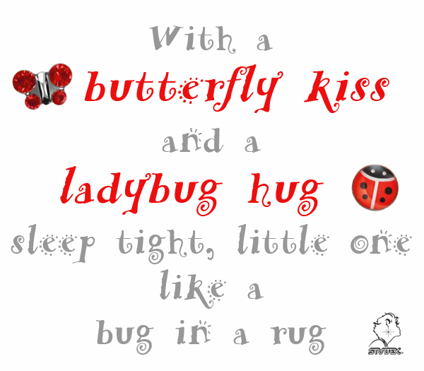 Butterfly jewelry: Butterfly kiss