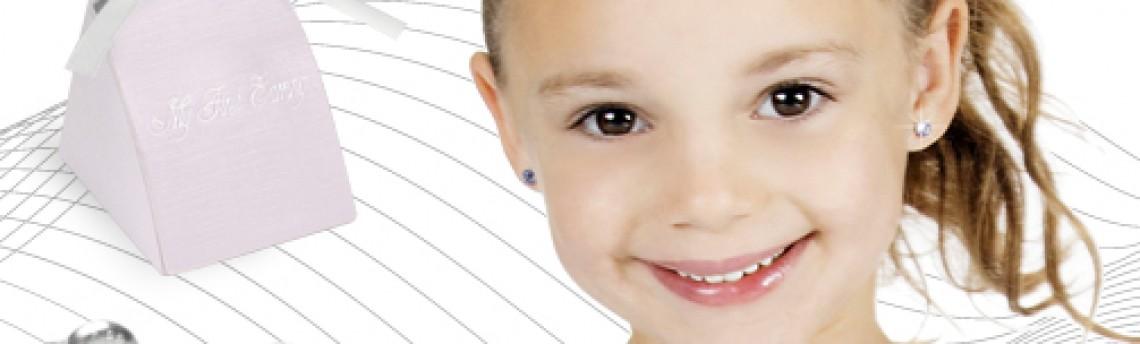 Furação de orelhas para as crianças: aproveite as férias de verão