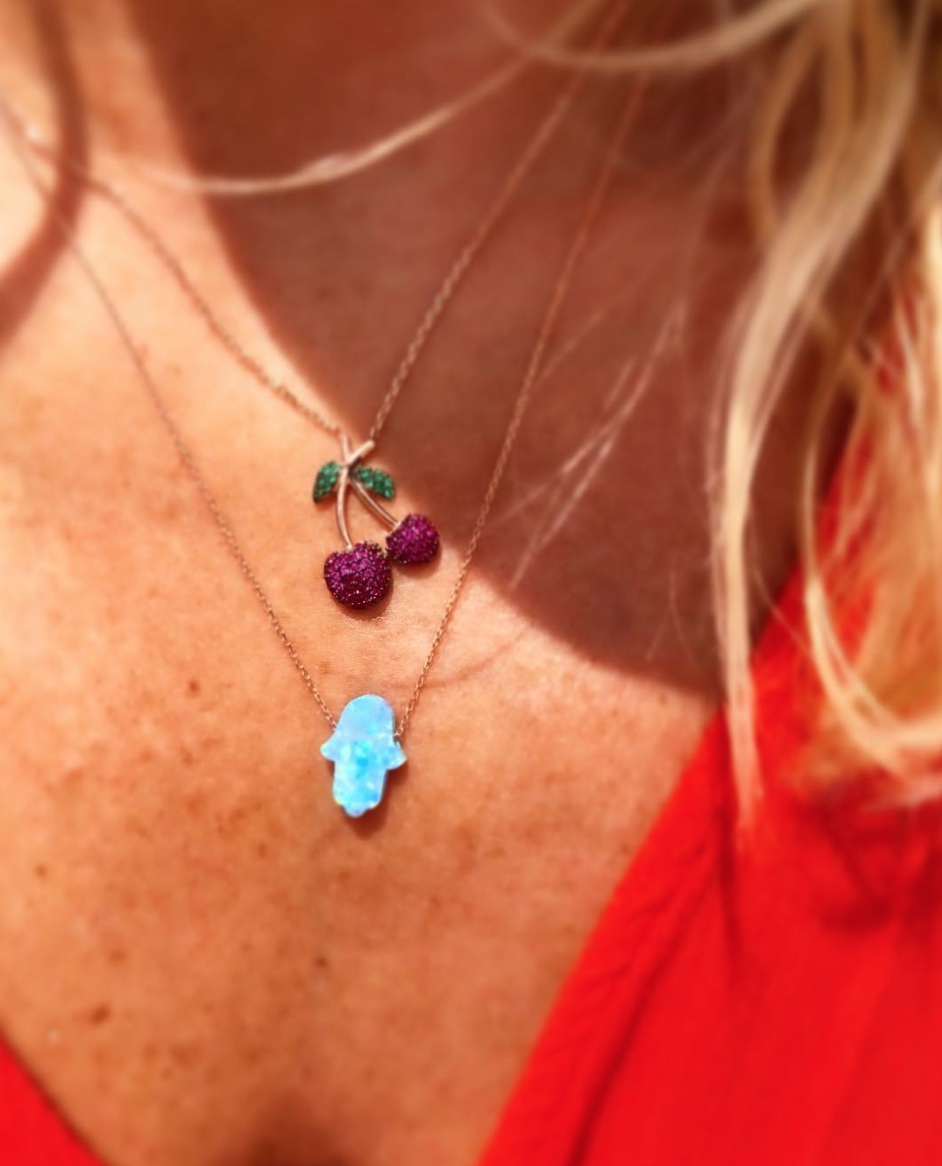 Summer Jewelry 2018: Fruits and Flamingos