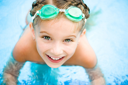 Summer tips: Lakes and ocean water are better for newly pierced ears than chlorine pools